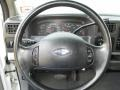 Dark Flint Grey Steering Wheel Photo for 2003 Ford F250 Super Duty #79574431