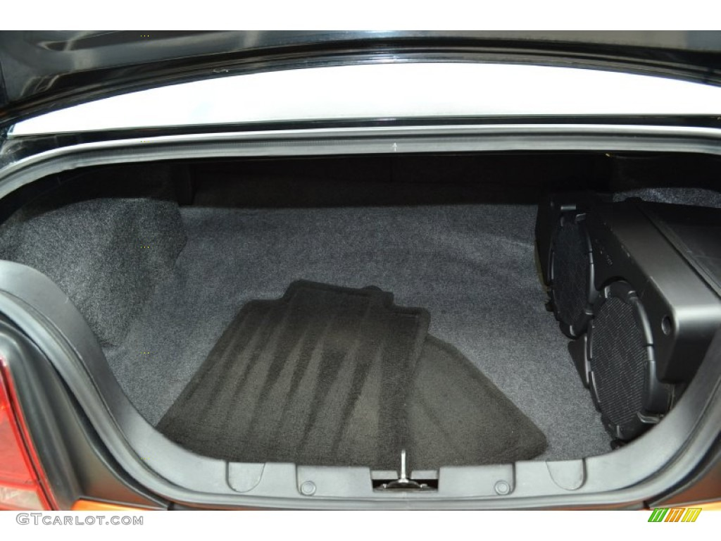 2006 Ford Mustang GT Premium Coupe Trunk Photo #79580790