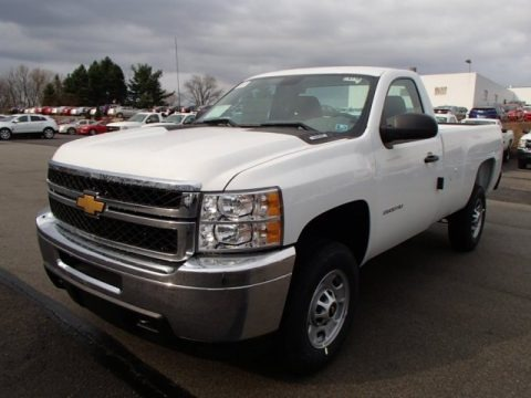 2013 chevrolet silverado 2500hd work truck regular cab data info and specs. Black Bedroom Furniture Sets. Home Design Ideas