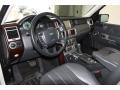 Charcoal/Jet 2006 Land Rover Range Rover Interiors