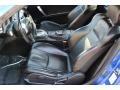 Carbon Black 2004 Nissan 350Z Interiors