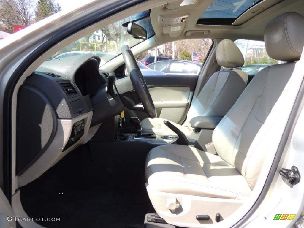2010 Ford Fusion Sel Interior Photos