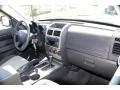 Dark Slate Gray/Light Slate Gray 2007 Dodge Nitro Interiors