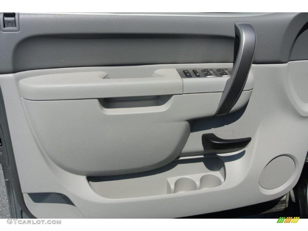 2012 Chevrolet Silverado 1500 LT Crew Cab 4x4 Light ...