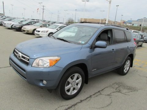 2006 toyota rav4 limited 4wd data info and specs. Black Bedroom Furniture Sets. Home Design Ideas