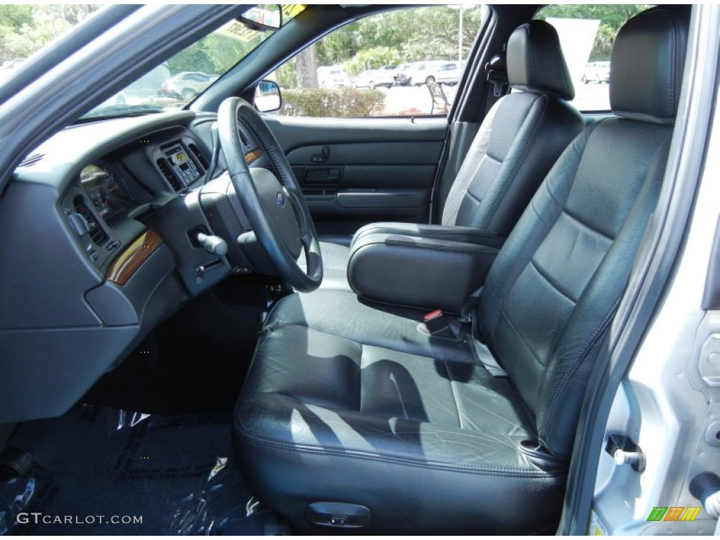 Charcoal Black Interior Paint Ford