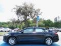 2013 Tuxedo Black Metallic Ford Fusion SE  photo #2