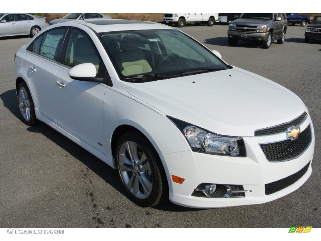 2013 summit white chevrolet cruze ltz rs 79569798 car color galleries. Black Bedroom Furniture Sets. Home Design Ideas