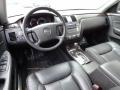 Ebony 2010 Cadillac DTS Interiors