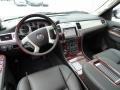 2013 Cadillac Escalade Ebony Interior Prime Interior Photo