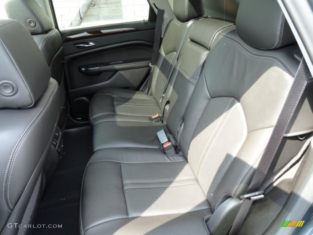 2013 gray flannel metallic cadillac srx luxury fwd 79569372 photo 10 car. Black Bedroom Furniture Sets. Home Design Ideas