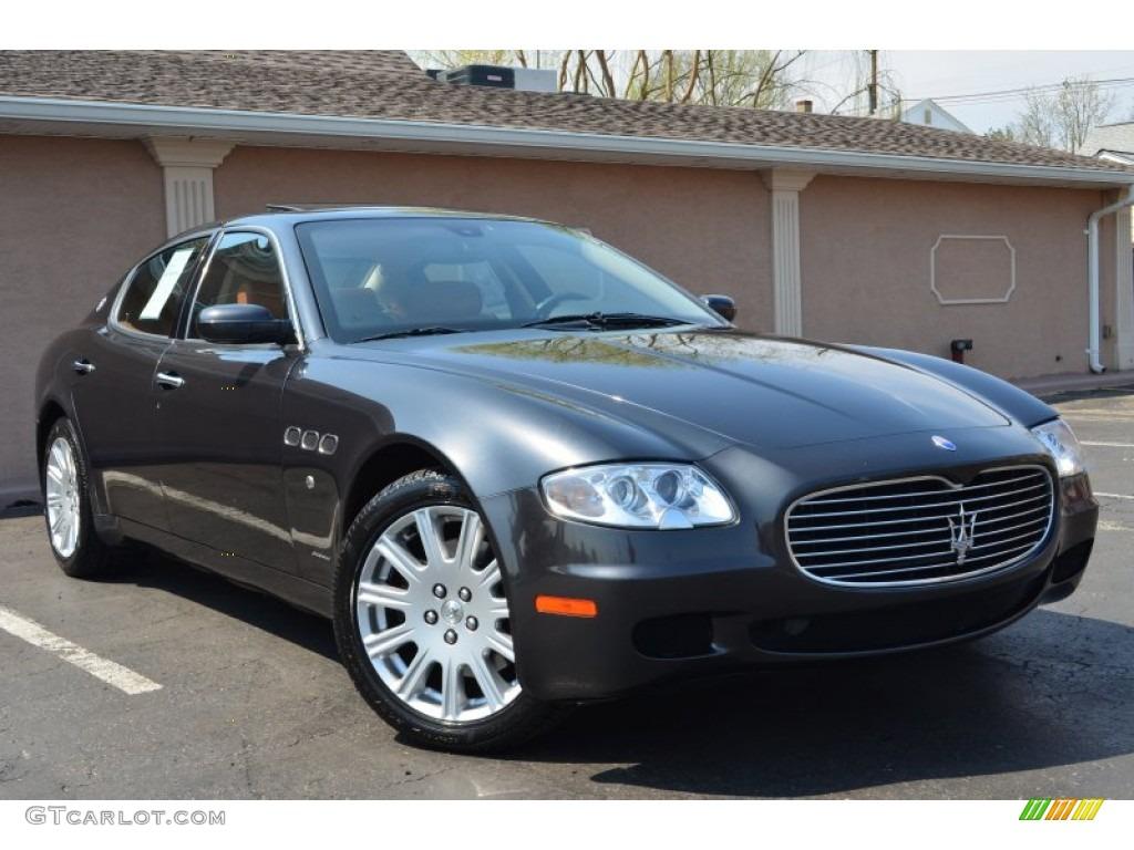 2007 grigio granito dark grey maserati quattroporte 79569512 car color galleries. Black Bedroom Furniture Sets. Home Design Ideas