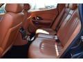 Brown 2007 Maserati Quattroporte Interiors