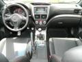 2013 Subaru Impreza STi Carbon Black Leather Interior Dashboard Photo