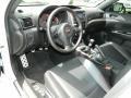 STi Carbon Black Leather Interior Photo for 2013 Subaru Impreza #79625713