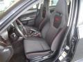 WRX Carbon Black Front Seat Photo for 2013 Subaru Impreza #79633272