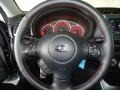 WRX Carbon Black Steering Wheel Photo for 2013 Subaru Impreza #79633289