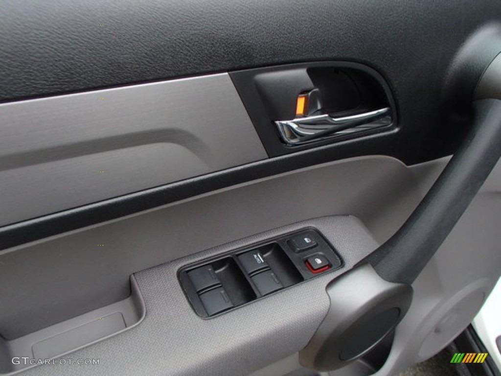 2011 CR-V EX 4WD - Taffeta White / Gray photo #14