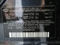 T3: Pacific Blue Pearl 2013 Hyundai Sonata SE Color Code