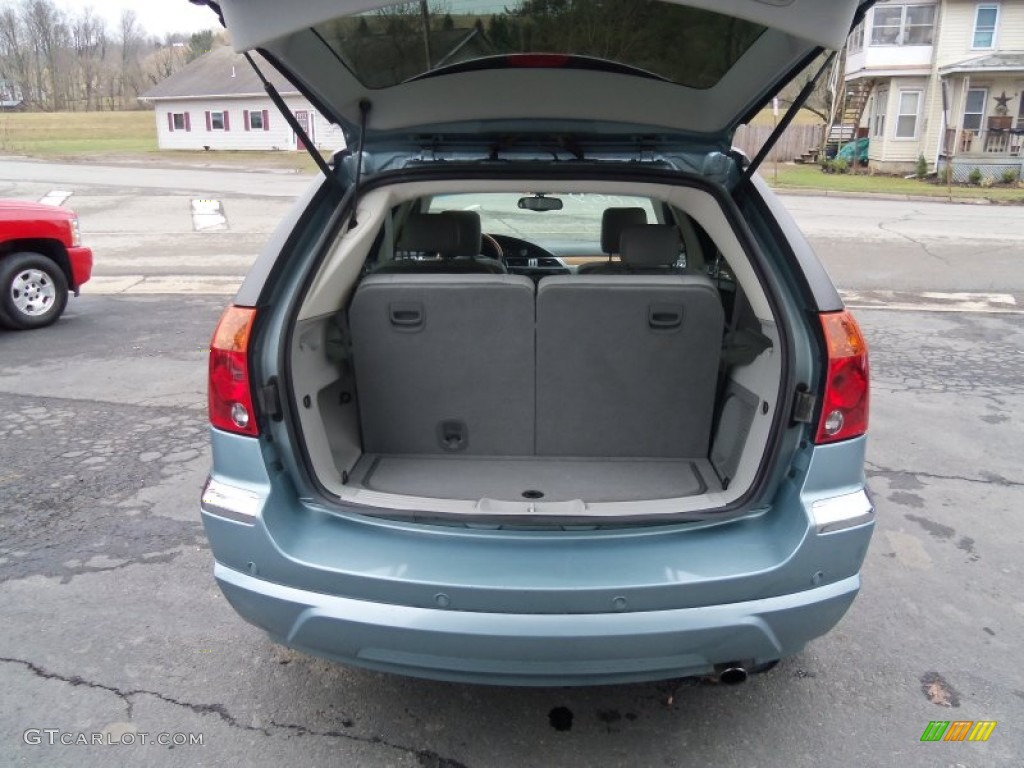 2008 chrysler pacifica limited awd trunk photo 79639622. Black Bedroom Furniture Sets. Home Design Ideas