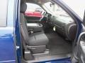 2013 Blue Topaz Metallic Chevrolet Silverado 1500 LT Extended Cab 4x4  photo #14