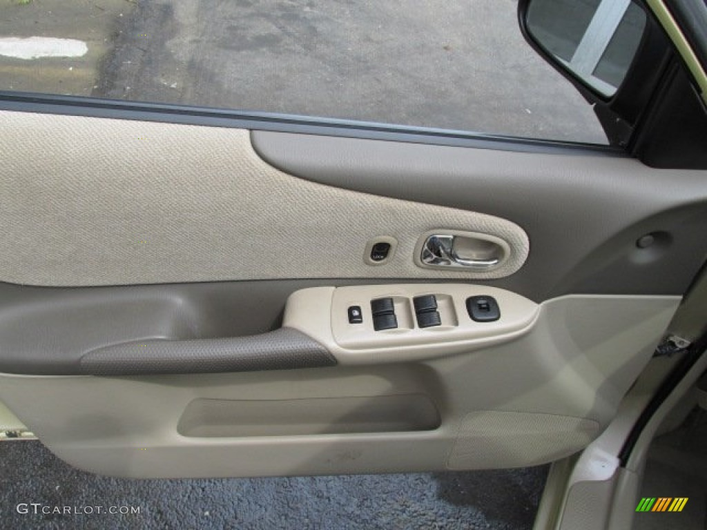2003 Mazda Protege Lx Door Panel Photos