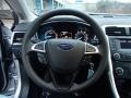 Charcoal Black Steering Wheel Photo for 2013 Ford Fusion #79648953
