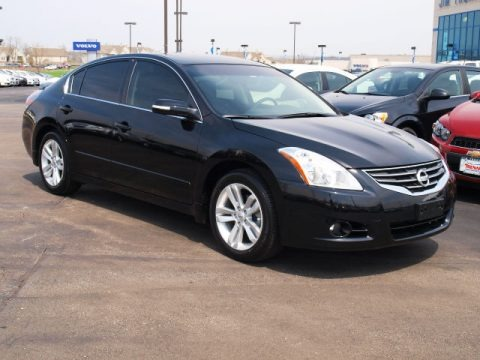 2012 nissan altima 3 5 sr data info and specs. Black Bedroom Furniture Sets. Home Design Ideas