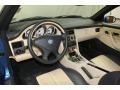 Sienna Beige Dashboard Photo for 2001 Mercedes-Benz SLK #79651426
