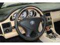 Sienna Beige Steering Wheel Photo for 2001 Mercedes-Benz SLK #79651796