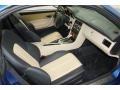 Sienna Beige Front Seat Photo for 2001 Mercedes-Benz SLK #79651851