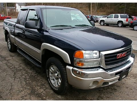 2005 gmc sierra 1500 sle extended cab 4x4 data info and. Black Bedroom Furniture Sets. Home Design Ideas