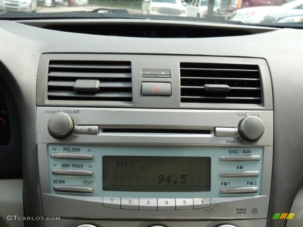 2007 toyota camry le audio system photos. Black Bedroom Furniture Sets. Home Design Ideas