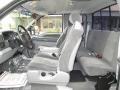 2002 Ford F250 Super Duty Medium Flint Interior Interior Photo