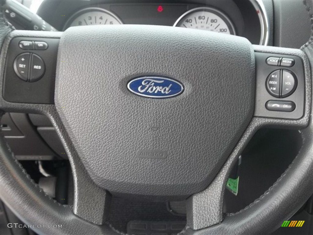 ford explorer sport trac limited steering wheel  gtcarlotcom