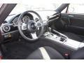 Black 2007 Mazda MX-5 Miata Interiors