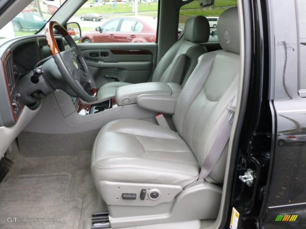 2006 Cadillac Escalade Awd Front Seat Photos