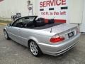 Titanium Silver Metallic - 3 Series 325i Convertible Photo No. 4