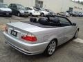 Titanium Silver Metallic - 3 Series 325i Convertible Photo No. 6