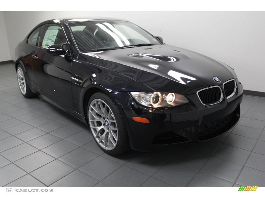 2013 bmw m3 coupe black