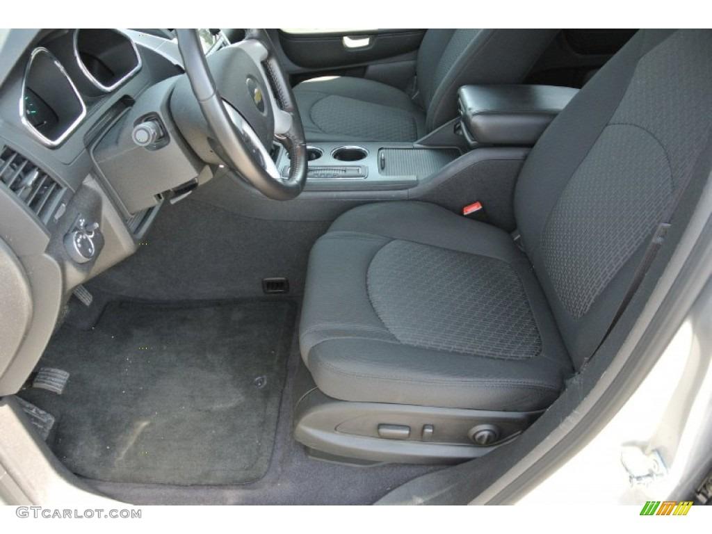 2012 Chevrolet Traverse Lt Interior Color Photos