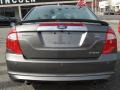 2011 Sterling Grey Metallic Ford Fusion SEL V6 AWD  photo #8