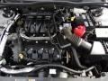 2011 Sterling Grey Metallic Ford Fusion SEL V6 AWD  photo #26