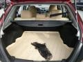 2007 Subaru Impreza Desert Beige Interior Trunk Photo