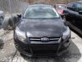 2012 Tuxedo Black Metallic Ford Focus Titanium 5-Door  photo #2