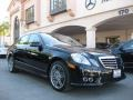 Black 2010 Mercedes-Benz E 550 Sedan