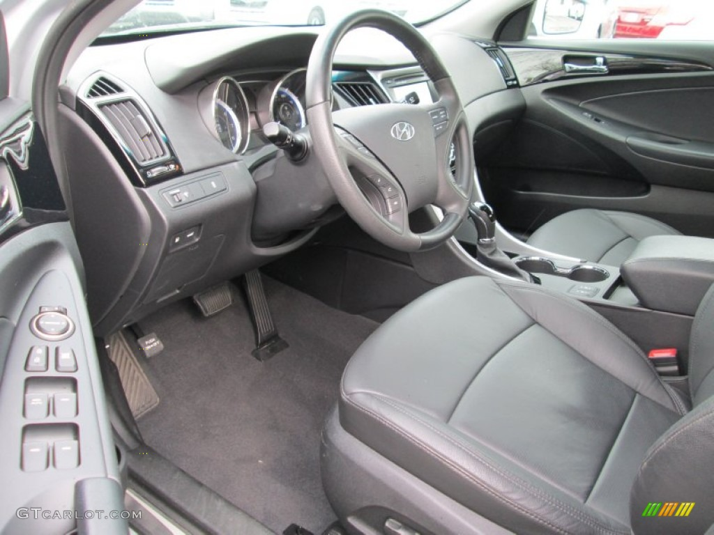 2011 Hyundai Sonata Limited Interior Photos