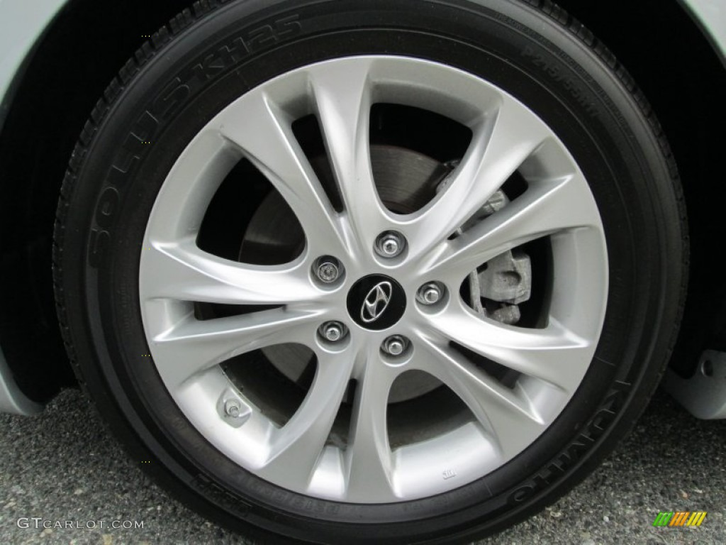 2011 Hyundai Sonata Limited Wheel Photo 79728460 Gtcarlot Com