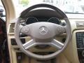 2010 R 350 4Matic Steering Wheel