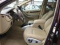 2010 R 350 4Matic Cashmere Interior
